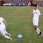 Boys Varsity Soccer beats Wheeler 4 – 0