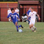 Varsity Boys Soccer vs. Boone Grove  9/12/17