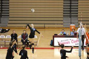 Varsity Volleyball vs. Wheeler  9/12/17