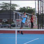 Boys Varsity Tennis beats Griffith 0 – 5
