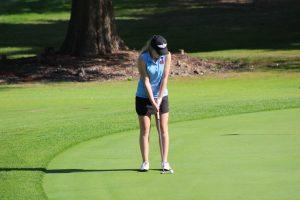 Girls Golf @ IHSAA Sectional  9/15/17