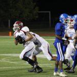 Varsity Football @ Boone Grove  9/15/17
