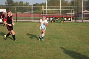 Varsity Girls Soccer vs. Washington Township 9/18/17