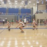 Girls 7th Grade Volleyball falls to Lake Central Invite 1 – 2
