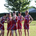 Boys Cross Country vs. Merrillville/Rensselaer Central  9/19/17