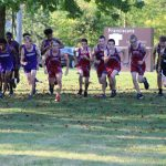 Boys Varsity Cross Country falls to Merrillville 35 – 31