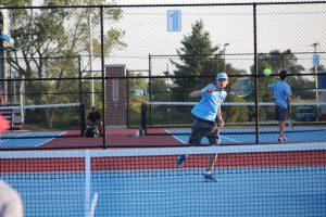 Boys Tennis vs. Portage  9/20/17