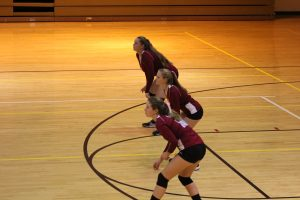 C-Team Volleyball vs. Hobart  9/20/17