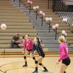 Girls Junior Varsity Volleyball beats Griffith 0 – 2