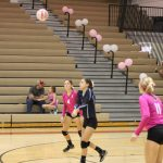 Girls Junior Varsity Volleyball beats Lake Station Jr-Sr Hs 2 – 0
