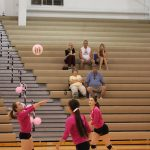 Girls Junior Varsity Volleyball falls to Bishop Noll Institute 2 – 0