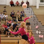 Girls Junior Varsity Volleyball beats Hobart 0 – 2