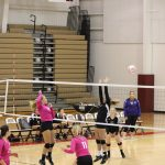 Girls Junior Varsity Volleyball beats River Forest 2 – 0