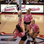 Varsity Volleyball vs. Hobart  9/20/17