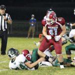 Varsity Football vs. Whiting  9/22/17