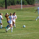 Girls Junior Varsity Soccer falls to Highland 3 – 0