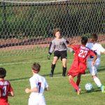 Boys JV Soccer vs. Kankakee Valley  9/25/17
