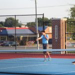 Boys Varsity Tennis beats Calumet New Tech 4 – 1