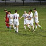 Boys Varsity Soccer beats Kankakee Valley 1 – 2
