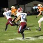 Boys Varsity Football falls to Wheeler 31 – 14