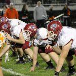 Varsity Football @ Wheeler  9/29/17