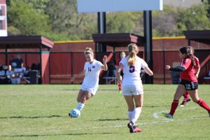 Varsity Girls Soccer vs. Hammond Morton  9/30/17