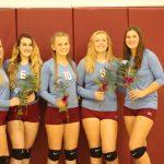 Varsity Volleyball vs. Lake Station  10/3/17