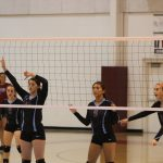 Girls Junior Varsity Volleyball beats Boone Grove 2 – 0