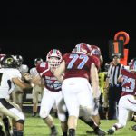 Boys Varsity Football falls to Griffith 56 – 21