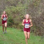 Girls Varsity Cross Country beats Crown Point 1 – 0