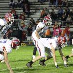 Boys Varsity Football falls in IHSAA Sectional vs. Andrean 24 – 9