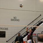 Volleyball vs. Mishawaka Marian (IHSAA Regional)  10/21/17