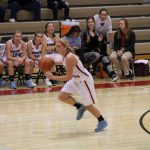 Girls Junior Varsity Basketball falls to Crown Point 55 – 23