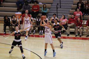 Girls Varsity Basketball vs. Portage  11/1/17