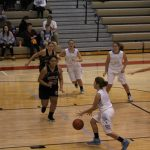 Girls Junior Varsity Basketball beats Rensselaer Central 46 – 29