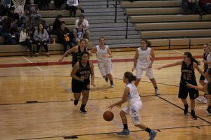 Girls JV Basketball vs. Rensselaer Central HS  11/7/17