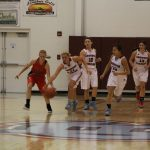 Girls Varsity Basketball falls to Rensselaer Central 57 – 47