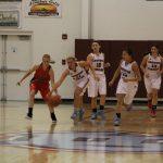 Girls Varsity Basketball falls to Rensselaer Central 57 – 47