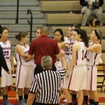 Girls Varsity Basketball falls to Highland 49 – 28