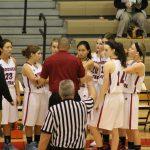 Girls Varsity Basketball falls to Highland 49 – 28