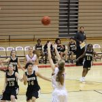 Girls C Team Basketball beats Griffith 29 – 14