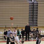 Boys C Team Basketball falls to Griffith 32 – 25