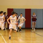 Boys Junior Varsity Basketball beats Lowell 54 – 44