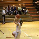 Girls Junior Varsity Basketball beats Lowell 40 – 38