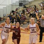 Girls Varsity Basketball falls to Lowell 43 – 37