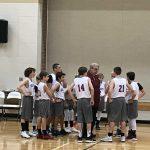 Boys 6th Grade Basketball beats Griffith Middle School – 5th Quarter 24 – 22