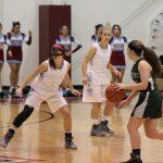 Girls Junior Varsity Basketball beats Whiting 43 – 30