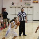 Girls Junior Varsity Basketball falls to Kankakee Valley 58 – 16