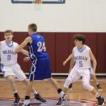Boys Junior Varsity Basketball beats North Judson 62 – 37