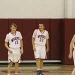 Boys C Team Basketball falls to Lowell 28 – 25